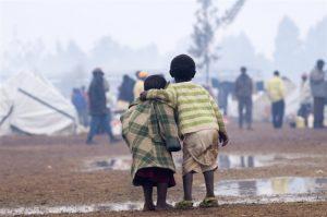 UNICEF/Georgina Cranston Smutsigt vatten dödar fler barn än krig.Kämpa för varenda unge